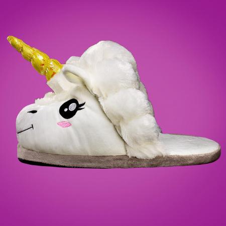 Papuci de casa Unicorn [5]
