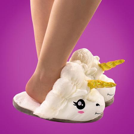 Papuci de casa Unicorn [3]
