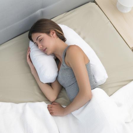 Perna ergonomica pentru dormit lateral U Style0