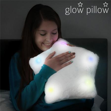 Perna LED luminoasa Steluta pufoasa0