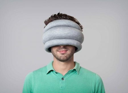 Perna Ostrich Pillow Light3