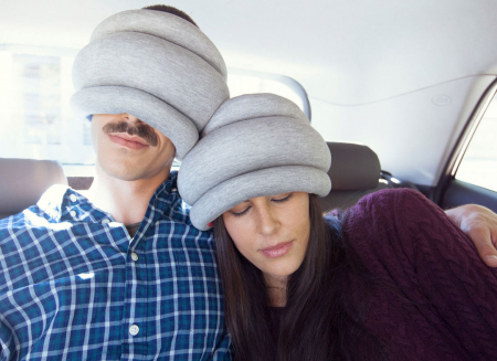 Perna Ostrich Pillow Light0