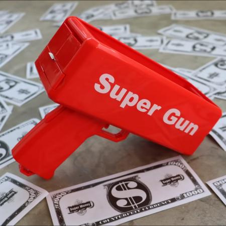 Pistol cu bani [4]