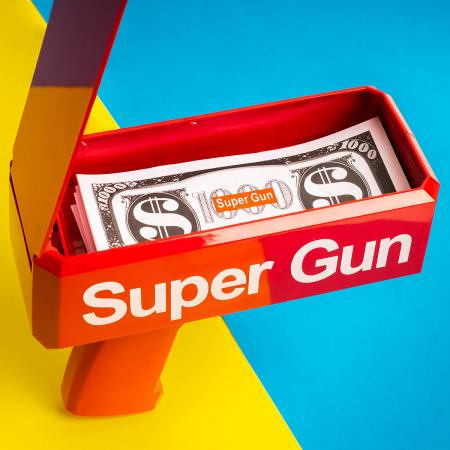 Pistol cu bani [1]