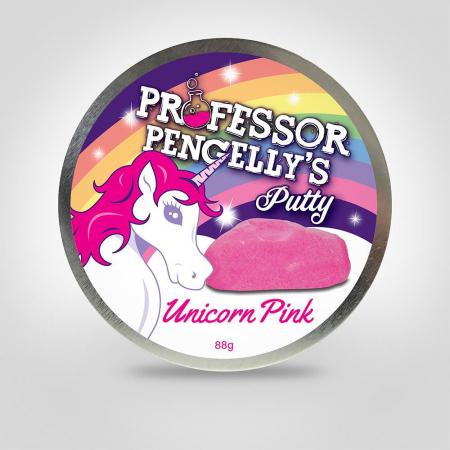 Plastilina Roz cu Sclipici Prof. Pengelly2