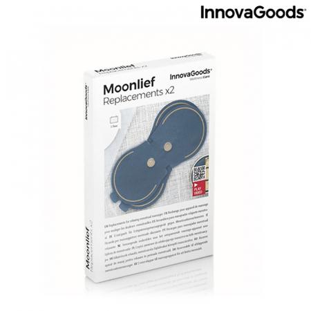 Plasturi inlocuitori pentru Aparat masaj dureri menstruale, Moonlief [6]