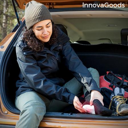 Plasturi termici pentru incalzirea picioarelor, Heatic Toe, 10 bucati2