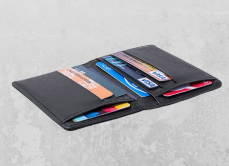 Portmoneu carduri RFID0