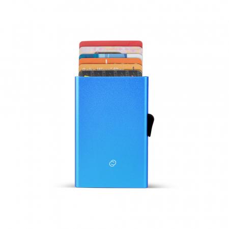 Portofel Carduri RFID din aluminiu durabil0