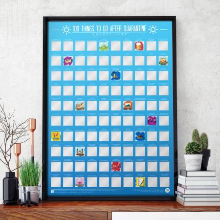 Poster razuibil 100 de lucruri de facut... dupa carantina [0]