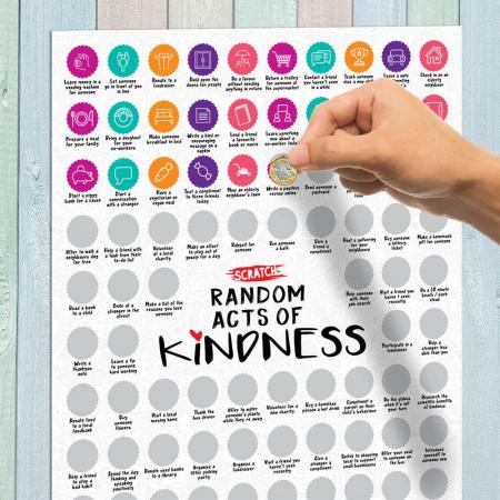 Poster razuibil 100 Fapte bune0
