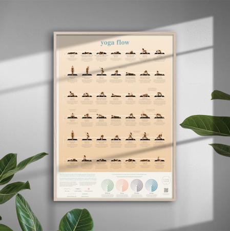 Poster Yoga Flow0