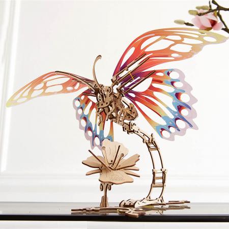 Puzzle 3D Fluture mecanic Ugears0