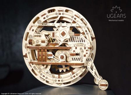 Puzzle 3D Monociclu Ugears0