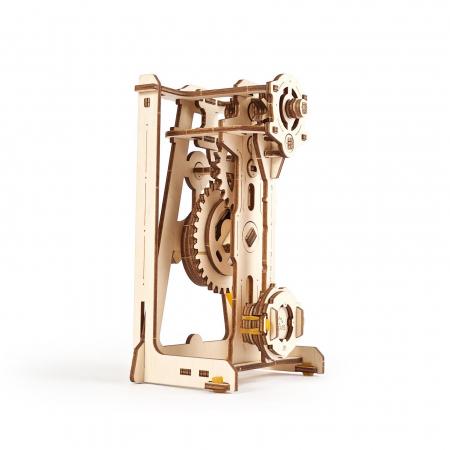 Puzzle 3D STEM Pendul din lemn Ugears2
