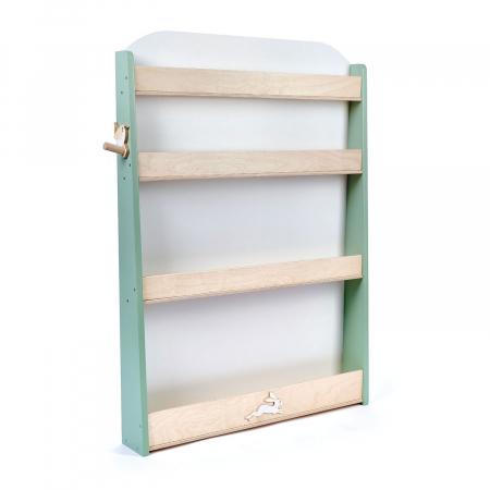 Raft pentru carti copii, din lemn premium2