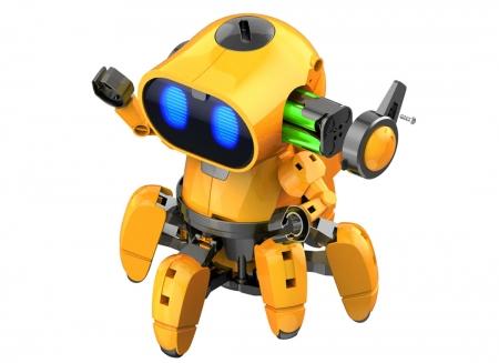 Robot interactiv Tobbie1