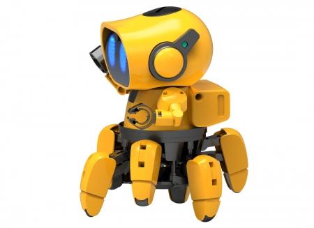 Robot interactiv Tobbie6