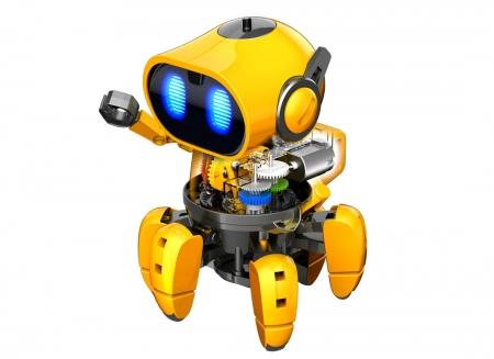 Robot interactiv Tobbie4
