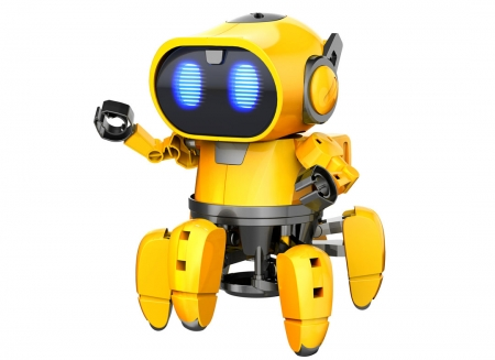 Robot interactiv Tobbie3