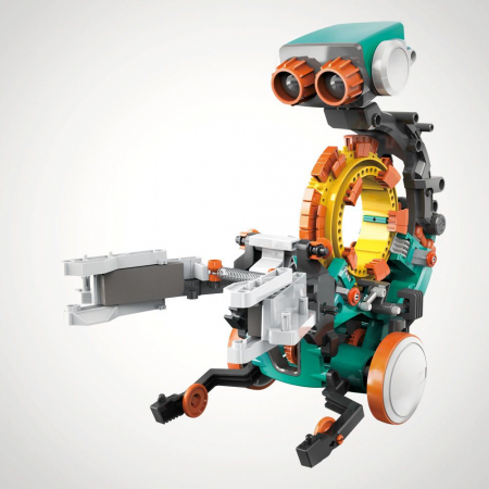 Robot mecanic programabil 5 in 12