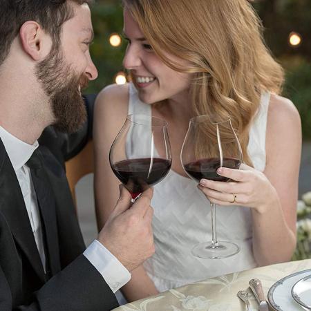 Set cadou 2 pahare de vin Corvina [0]