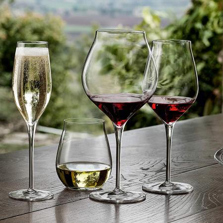 Set cadou 2 pahare de vin Corvina [1]