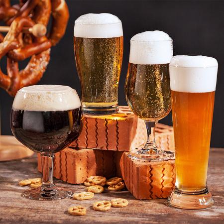 Set cadou 4 pahare de bere, Enjoyment [2]
