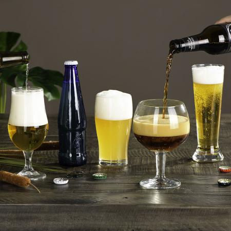 Set cadou 4 pahare de bere, Enjoyment [0]