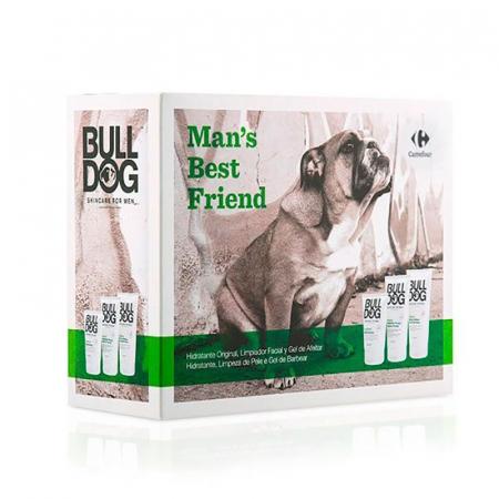 Set cadou barbati Bull Dog Expression3
