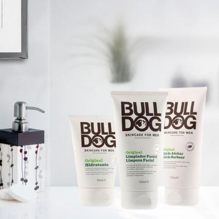 Set cadou barbati Bull Dog Expression0