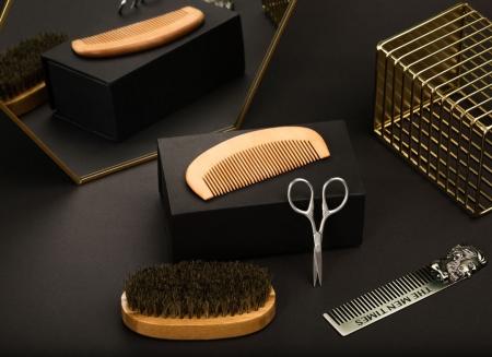 Set cadou barbierit de lux 4 piese0