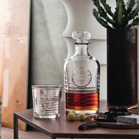 Set cadou decantor Sticla cu sase pahare Officina [1]