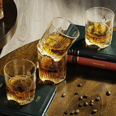 Set cadou decantor Sticla cu sase pahare Selecta [2]
