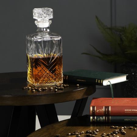 Set cadou decantor Sticla cu sase pahare Selecta [5]