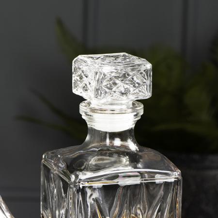 Set cadou decantor Sticla cu sase pahare Selecta [8]