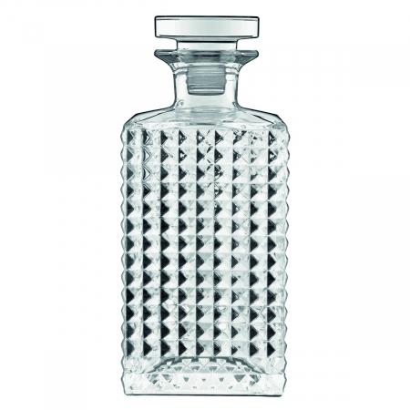 Set cadou decantor Whiskey Sticla cu 4 pahare Elixir [6]