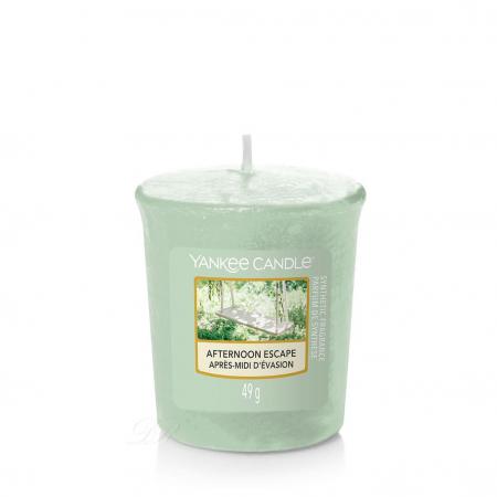Set cadou lumanari parfumate Yankee Candle 5 votive garden hideaway4