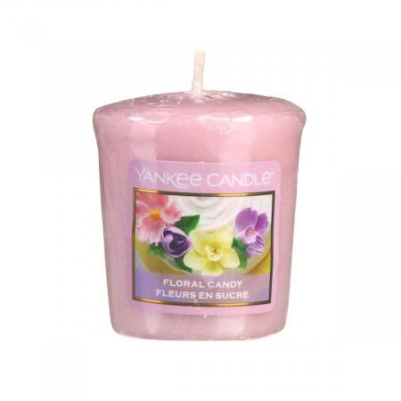 Set cadou lumanari parfumate Yankee Candle votive spring bouquet4