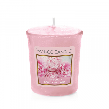 Set cadou lumanari parfumate Yankee Candle votive spring bouquet2