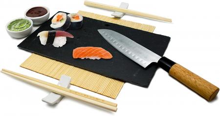 Set cadou platou cu accesorii pentru sushi Expert [0]