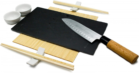 Set cadou platou cu accesorii pentru sushi Expert [2]