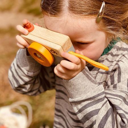 Set jucarii din lemn Kitul exploratorului Safari, 10 piese2