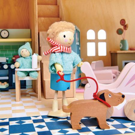 Set jucarii din lemn Mobilier Camera bebelusilor1