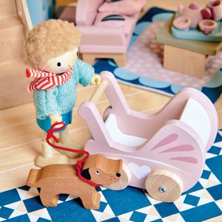 Set jucarii din lemn Mobilier Camera bebelusilor2