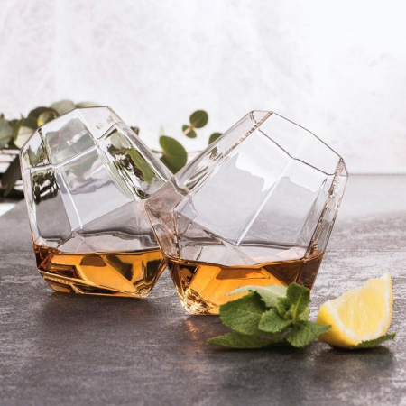Set Pahare whisky Diamant0