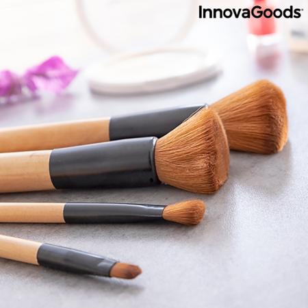 Set pensule machiaj My Make up5