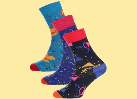 Set Sosete Happy Socks Vesele Aniversare [1]