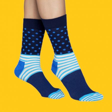 Sosete Happy Socks albastre funky0