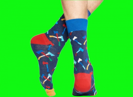 Sosete Happy Socks Axe1